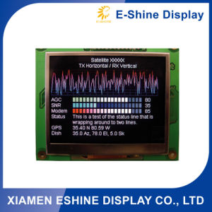 128X64 Graphic FSTN DOT Matrix LCD Module for Satelite Display pictures & photos