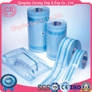 Medical Sterilization Gusseted Reel Pouches pictures & photos