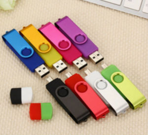 USB2.0 OTG External Pen Drive U Disk 2GB 4GB 8GB 16GB pictures & photos