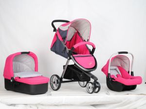 3-Wheel Baby Stroller Baby Tricycle/Baby Carrier pictures & photos
