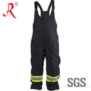 The New Firefighting Suit with Flame-Retardant (QF-543B) pictures & photos