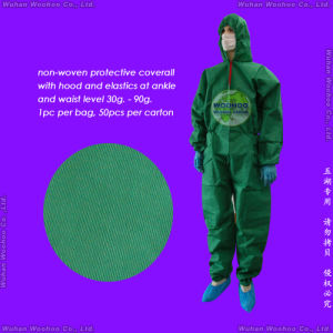 Disposable Hospital Protective Coverall pictures & photos