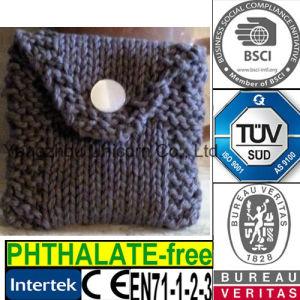 Knit Cover Warm Teapot Cozy Tea Bag Holder