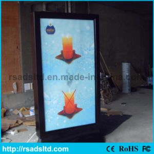 Double Sides LED Advertising Scrolling Light Box Signboard pictures & photos
