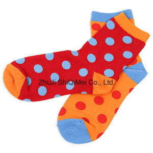 OEM Brand Service Lady Women Girl Colorful Design Socks pictures & photos