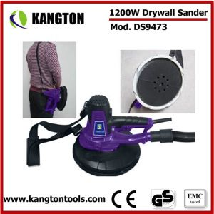 Handy Drywall Machine with Vacuum 1200W 215mm Pad pictures & photos