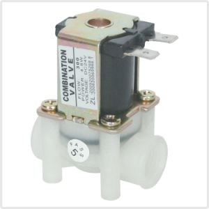 Solenoid Valve with Flow Limiter (SVC-1) pictures & photos
