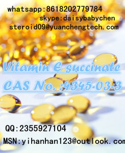 Vitamin E Succinate/CAS No.: 4345-03-3/D-Alpha-Tocopheryl pictures & photos
