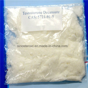 Injectable Steroid Powder Bodybuilding Muscle Testosterone Decanoate 5721-91-5 pictures & photos
