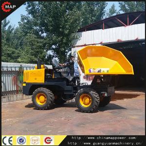 Short Transport Fcy50 5 Ton Mini Site Dumper pictures & photos