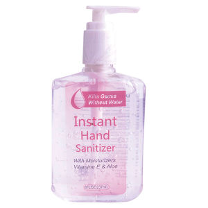 Nice Perfume Alcohol Hand Gel Sanitizer 237ml pictures & photos