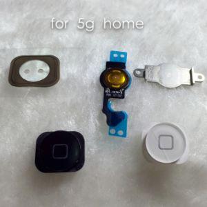 Mobile Home Button for iPhone 5 Complete One Set pictures & photos