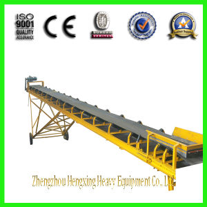 We Produce Rubber Belt Conveyor in China Company pictures & photos