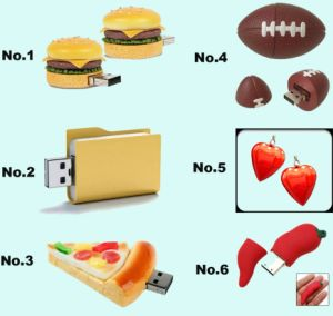 OEM New Design USB Flash Drives pictures & photos