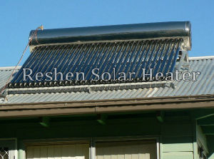 Pressure Heat Pipe Solar Water Heater (RS-CP)