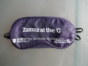 Hot Selling Sleeping Travel Eye Mask pictures & photos