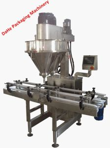 Double Lines 2 Fillers Automatic Powder Packing Machine 10-2000g pictures & photos