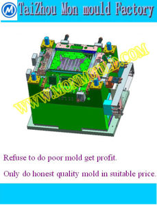 Injection Plastic Case Packaging Mould pictures & photos
