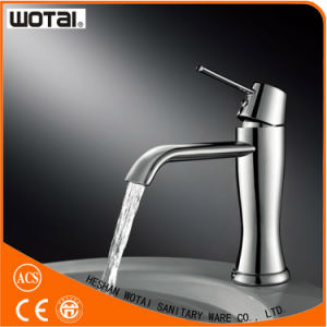 Chrom Finished Single Lever Basin Tap pictures & photos