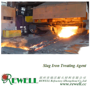 Compound Slag Iron Treating Agent pictures & photos