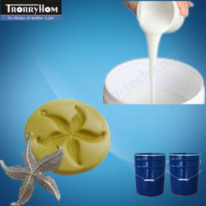 High Temp Resistance Silicone Mold Rubber pictures & photos