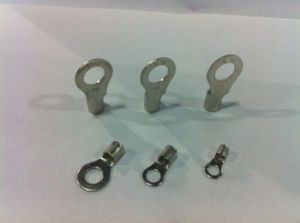 Non-Insulated Ring Terminal pictures & photos