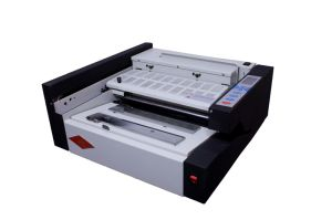 Desktop Automatic LCD Glue Binder (J400) pictures & photos