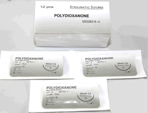 USP2, 75cm Pdo Suture pictures & photos