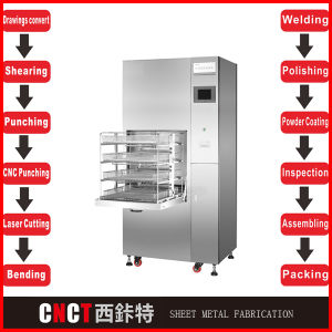 Hot Sale White Metal Cabinet, Metal Box pictures & photos