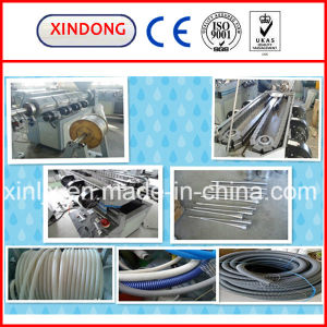 PP PE PVC Single Wall Corrugated Pipe Machine High Quality Hot Sale pictures & photos
