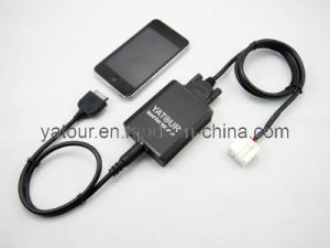 Yatour Digital Music Adapter for iPod (YT-M05) pictures & photos