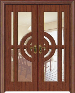 Double Leaf Glass Door (WX-PW-149-1200) pictures & photos