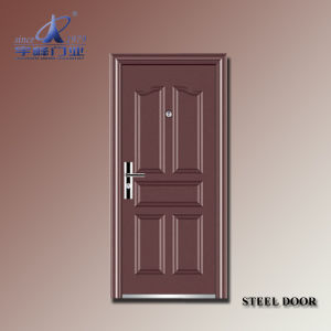 Metal Security Door-Yf-S80A pictures & photos