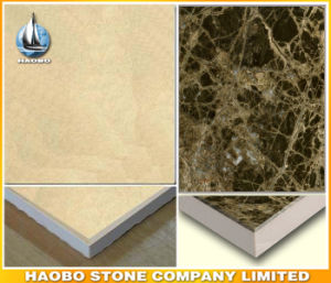 Cheap Marble Composite Tile High Quality pictures & photos