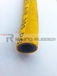 High Pressure Yellow Rubber Hoses for Water pictures & photos