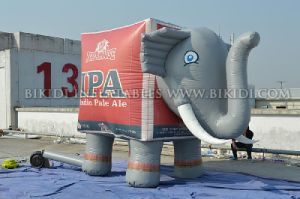 Advertising/Party/Event Used Ground Balloon, Elephant Advertising Balloon, Good Price Balloon pictures & photos