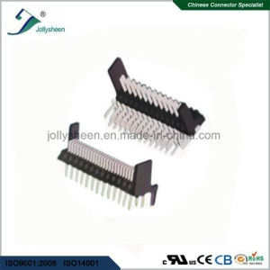 Pitch 1.27mm Picoflex Header Connector DIP Type pictures & photos