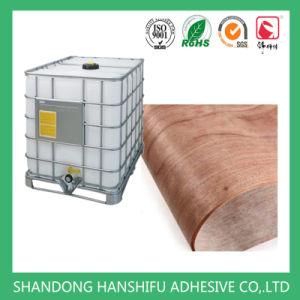 Water Based Wood Veneer Glue/Veneer Lamination Sticking Glue pictures & photos