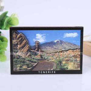 Souvenir 3D Wooden Fridge Magnet Landscape pictures & photos