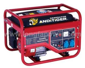 6kw 100% Copper Electric Start Gasoline Generator (AD5000-D) pictures & photos
