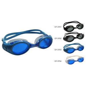 Silicone Swimming Goggle (CF-3700) pictures & photos