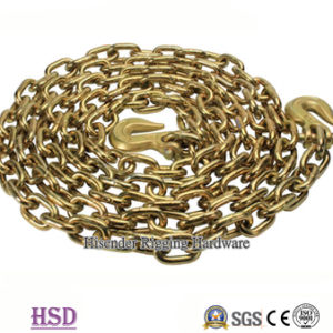 "Transport Chain Standard Link Grade70 5/16"" X 16′ pictures & photos"