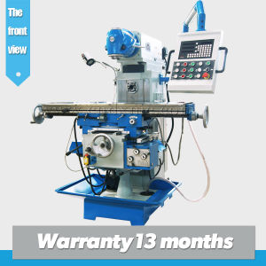Xq6232wa Precise Universal Tool Conventional Milling Machine