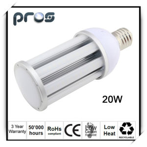 Milky PC Cover LED Corn Bulb 20W for Commercial Lighitng pictures & photos