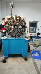 3-4 Axes Automatic CNC Multi Function Spring Forming Machine pictures & photos