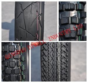 Best Quality Motorcycle Tires for 275-17, 300-17 (India Technology) pictures & photos