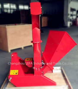 Manual Shredder Drum Wood Shredder Chipper (BX42) pictures & photos