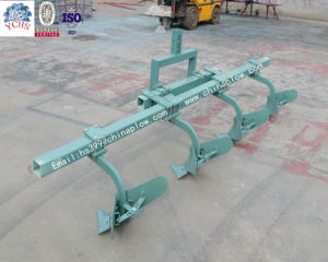 Best Efficiency Furrow Plough Ridging Plough for Yto Tractor pictures & photos