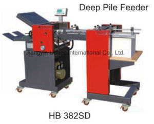 High Speed Automatic Paper Folding Machine Hb 382sbd/Hb 382SD pictures & photos