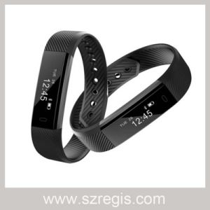 "0.86"" Touch Screen Android & Apple Wristband Smart Fashion Bracelet pictures & photos"
